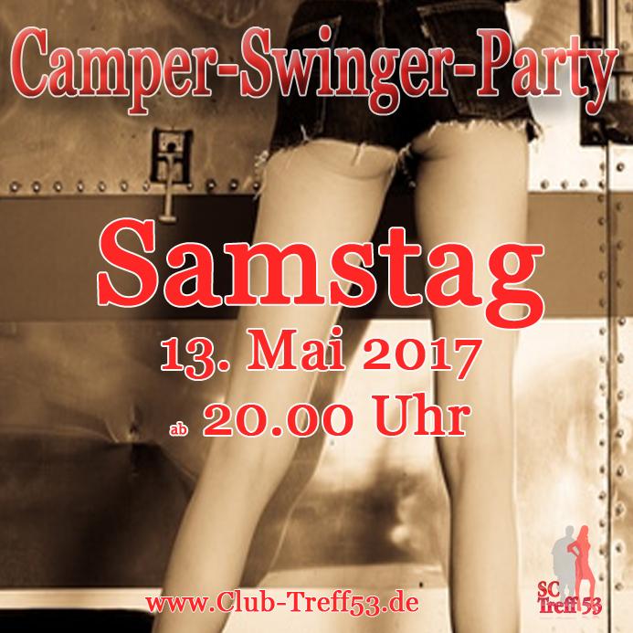 Feiert mit uns im Swingerklub Treff 53 Freitag, den 29. April 2017 ab 20 Uhr eine Dessous-Party mit Modenschau